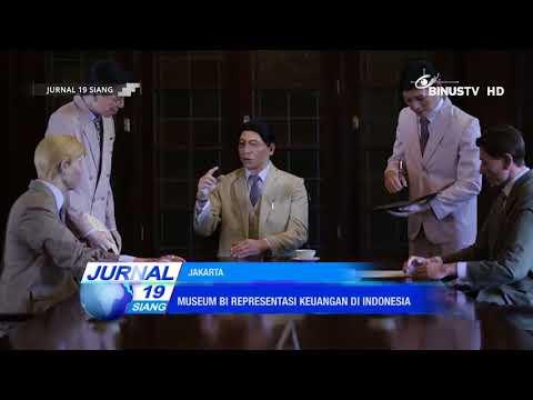 [Liputan] Museum Bank Indonesia Representasi Keuangan di Indonesia