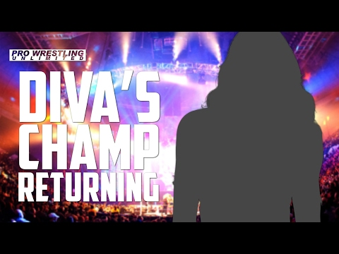 Former Diva's Champion Returning To The WWE