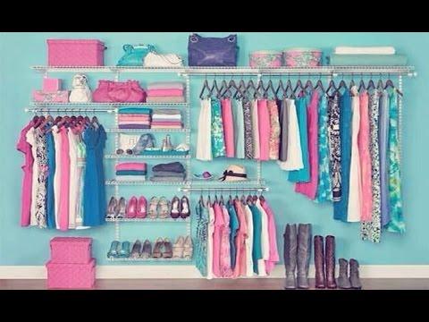 Ideas para hacer un closet sin gastar dinero decoraci n for Como remodelar mi cuarto sin gastar dinero