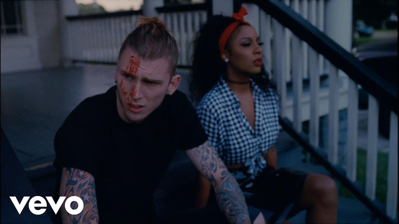 Machine Gun Kelly – A Little More (Explicit) ft. Victoria Monet #Música