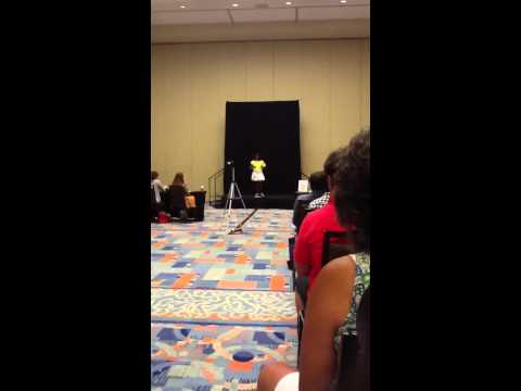 TheEvent Orlando - Erin Nowlin audition's a subway commercials at