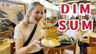DimSum lunch buffet