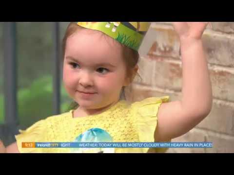 Big Toddle 2019 on Ireland AM