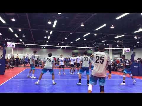 2017 Boy's Holiday Classic Bcvc 18 Black vs Team Rockstar