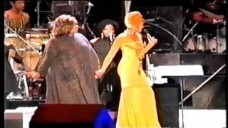 Whitney Houston Concert for South Africa 1994 - Touch the World (HD)