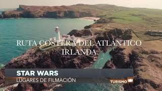 Lugares donde se filmó Star Wars