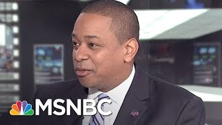 Virginia Lieutenant Governor-Elect Justin Fairfax Addresses Campaign Controversies | AM Joy | MSNBC