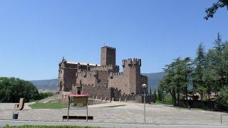 Olite Spain  city photo : From Olite to Javier Castle, Navarra-SPAIN 2015