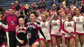 2016 NYSPHSAA Competitive Cheer Championships Highlight Video