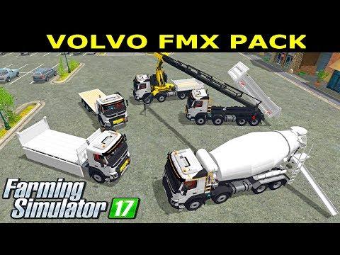 Volvo FMX Pack v1.0
