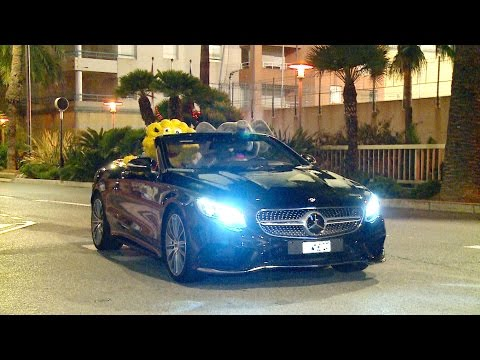 AS Monaco - Bayer : Road Trip with Bouba and Brian...