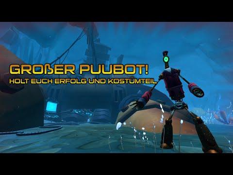 WildStar Guide - Gro�er Puubot: Erfolg und Kost�mteil