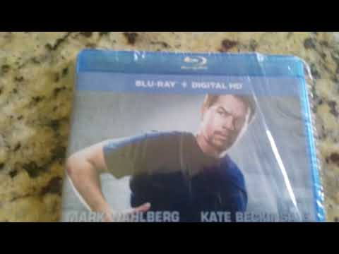 Unboxing / Unwrapping video for Contraband blu ray