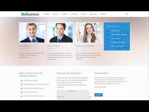 WordPress BeTheme Tricks – Action Bar & Social Links