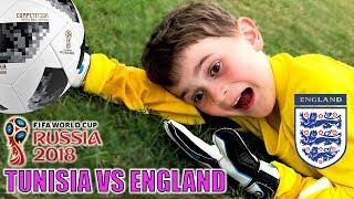 Video World Cup 2018 - Tunisia Vs England - Recreated by Kids!! MP3, 3GP, MP4, WEBM, AVI, FLV Agustus 2018