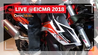 KTM 790 Adventure | EICMA 2018 - Video Novità