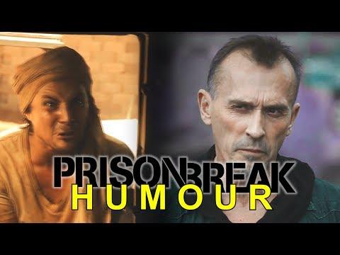 PRISON BREAK    season 5 humour