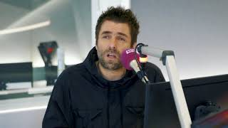 Video Liam Gallagher on Album Number 2, moving house, Ed Sheeran's clothes & more MP3, 3GP, MP4, WEBM, AVI, FLV Juli 2018