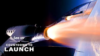 How Virgin Galactic Plans To Send You To Space | Countdown to Launch by DNews