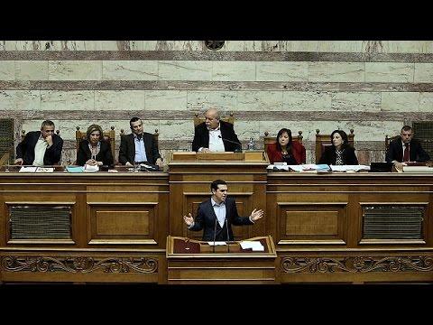 Ελλάδα: Εγκρίθηκε με 152 «ναι» ο κρατικός προϋπολογισμός για το 2017