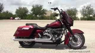 10. Used 2008 Harley Davidson Street Glide