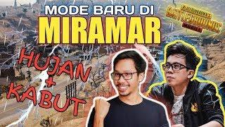 Video MODE BARU TURUN HUJAN + KABUT DI MIRAMAR ?? - PUBG MOBILE INDONESIA MP3, 3GP, MP4, WEBM, AVI, FLV Mei 2019
