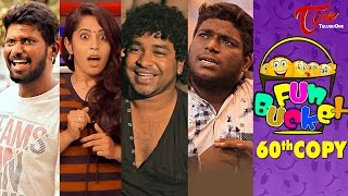 Video Fun Bucket | 60th Copy | Funny Videos | by Harsha Annavarapu | #TeluguComedyWebSeries MP3, 3GP, MP4, WEBM, AVI, FLV Oktober 2018