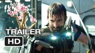 Elysium Official Extended Trailer (2013) - Matt Damon Sci-Fi Movie HD