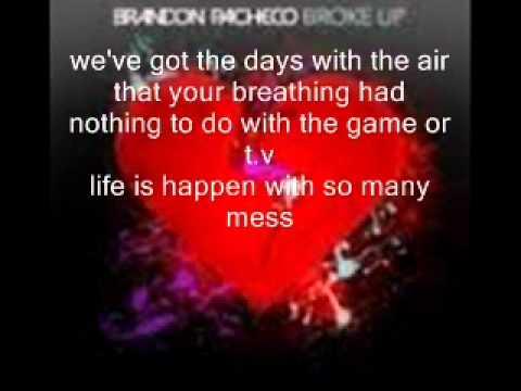 Tekst piosenki Brandon Pacheco - Soul po polsku