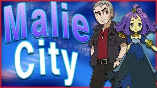 Malie City (Night) Remix - Pokémon Sun and Moon by HoopsandHipHop