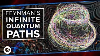 Feynman's Infinite Quantum Paths | Space Time