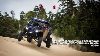 3. UTVUnderground Vehicle BREAKDOWN: 2013 Polaris RZR Jagged-X