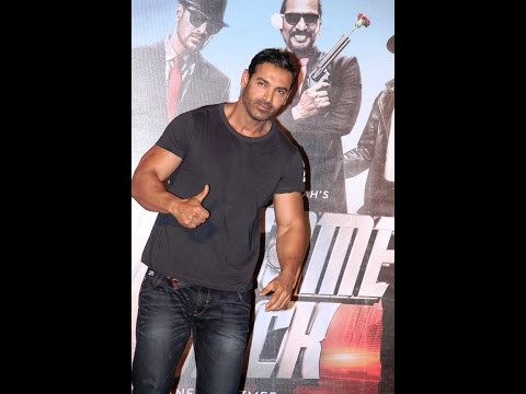 I Feel Good Getting Launch Again With Welcome Back - John Abraham