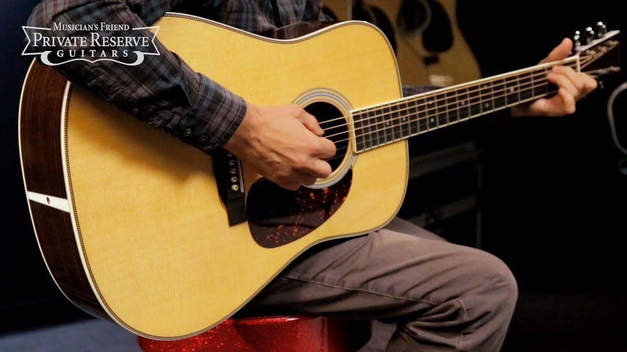 Martin 2018 HD-35 Standard Dreadnought Acoustic Guitar