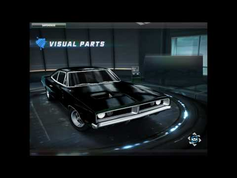 Customizing your car in Need for Speed World