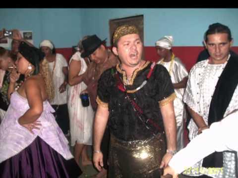 VÍDEO DOS CATIMBOZEIROS FOTOS NA RELIGIÃO DE UMBANDA EM PARACURU.