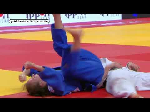 Дарья Давыдова и Муса Могушков - призёры чемпионата Европы-2021 по дзюдо в Португалии!