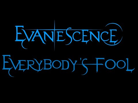 Tekst piosenki Evanescence - Everybody's Fool (Demo) po polsku