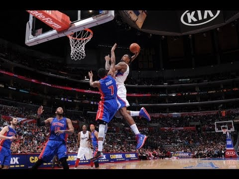 NBA YouTube Channel's Top 10 Dunks of the 2012-2013 Season