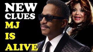 Michael is Alive: Marlon & LaToya Gives Clues