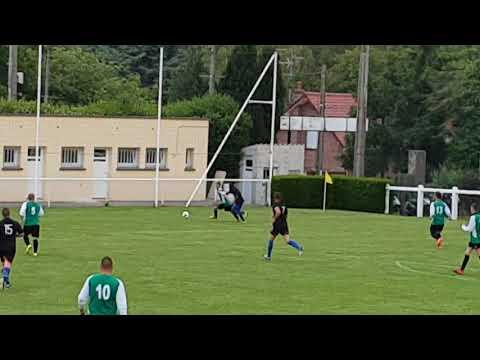Vidéos Matchs Amical CSAL SOUCHEZ - ES Calonne Liévin (14-06-2018)(3)