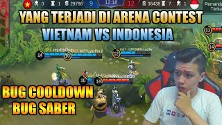 Video PENJELASAN CHEAT ARENA CONTEST  VIETNAM VS INDONESIA - MOBILE LEGEND MP3, 3GP, MP4, WEBM, AVI, FLV Februari 2019