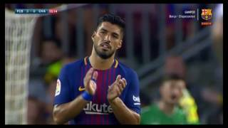 FC Barcelona vs Chapecoense [5-0][Trofeo Joan Gamper][07/08/2017] BarçaTVHomenaje de Messi al ChapecoenseEl Barça, liderado por un Leo sobresaliente, se presenta ante su afición con un 5-0 en un Gamper que el conjunto brasileño no olvidará----------------------------------------------------------------------------------------------- SUSCRÍBETE: https://www.youtube.com/user/Zonajuanjos- twitter: https://twitter.com/zonajuanjos- FC Barcelona 2017/2018: https://goo.gl/vpWa5c- Barça B 2017/2018:- Barça Femenino 2017/2018:- Barça B 2016/2017: https://goo.gl/XFO6aw- Barça Femenino 2016/2017: https://goo.gl/KH1wwU- El Fajiazote del Tio Faja: https://goo.gl/6mBUEm- Los Mesetazos de Victor Lozano: https://goo.gl/nSF3rG- BarçaFans: https://goo.gl/XMEXCv- [8aldia] La tertúlia esportiva: https://goo.gl/ar2Vx2Temporadas del FC Barcelona:- FC Barcelona - Temporada 2014-2015: https://goo.gl/K9BbKS- FC Barcelona - Temporada 2015-2016: https://goo.gl/VcEvro- FC Barcelona - Temporada 2016/2017: https://goo.gl/ETTkxL- FC Barcelona - Temporada 2017/2018: https://goo.gl/vpWa5cVídeos de interés:- CLÁSICOS CULÉS EN EL BERNABÉU: https://goo.gl/WMLQHY- Johan Cruyff. La leyenda del Fútbol: https://goo.gl/ONPrcs- La rúa y la Celebración del TRIPLETE: https://goo.gl/b8f7pm- Final de la Champions 2015 FC Barcelona: https://goo.gl/ngIph5- Xavi se despide del Barça: https://goo.gl/4PmzI5- Cracs i Catacracs del FC Barcelona: https://goo.gl/VL8iyV