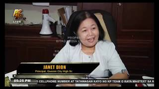 Video Gahaman at dorobong principal ng Quezon City High School? MP3, 3GP, MP4, WEBM, AVI, FLV September 2018