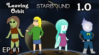 Starbound has finally left orbit! The Socially Awkward Gaming team, consisting of Applechuck, invaderbrandon, kibbit, and...