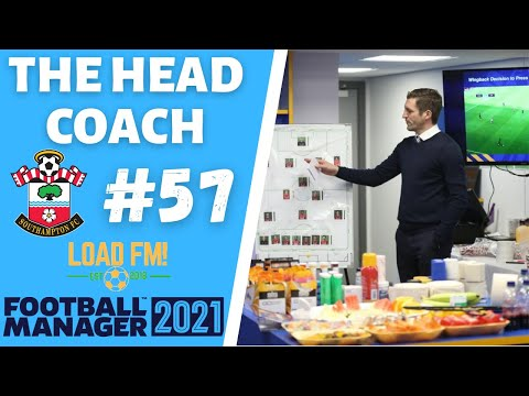 FM21 | The Head Coach | Southampton | EPISODE 57 - BACK IN TROUBLE? | Football Manager 2021