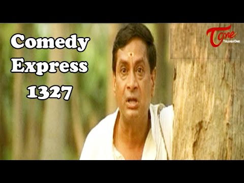 Comedy Express 1327 || Back to Back || Telugu Comedy Scenes