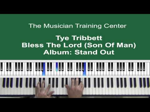 """How To Play """"Bless The Lord (Son Of Man)"""" by Tye Tribbett"""