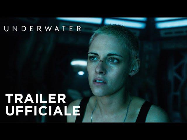 Anteprima Immagine Trailer Underwater, trailer ufficiale italiano