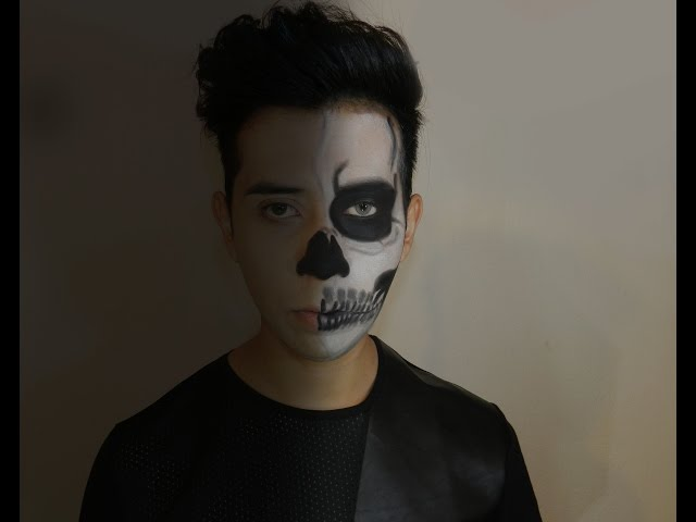 Maquillaje Para Hombre Halloween Skeleton | Free MP3 Download